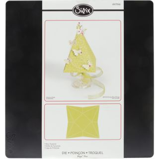 Sizzix Bigz Big Shot Pro Die Pyramid Box