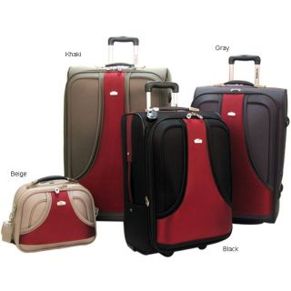 Olympia Paris Four piece Luggage Collection