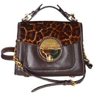 com Michael Michael Kors Margo Medium Satchel Cheetah Haircalf Shoes