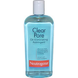 Neutrogena Clear Pore 8 ounce Oil Eliminating Astringent