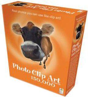 Photo Clip Art 150,000 Software