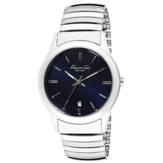 Kenneth Cole Mens Stretch Stainless Steel Watch