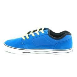 DC Shoes Mens Royal Blue Tonik S Skate Shoes