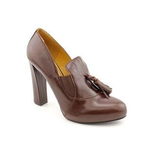 Nine West Womens DewDrop Leather Dress Shoes