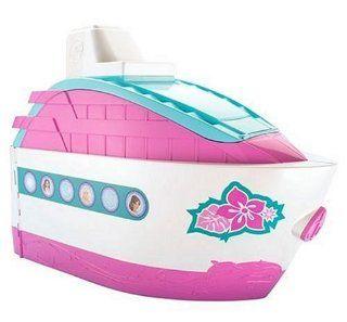 Barbie M8608   Party Kreuzfahrtschiff: Spielzeug