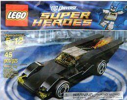 LEGO Super Heroes Batmobile Setzen 30161 (Beutel)