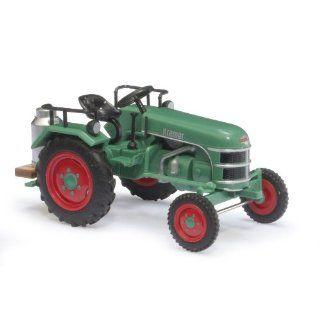 Busch 40060   Traktor Kramer KL 11 mit Milchkanne