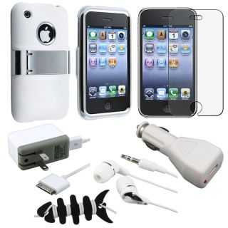 Case/ Screen Protector/ Charger/ Headset/ Wrap for Apple iPhone 3GS