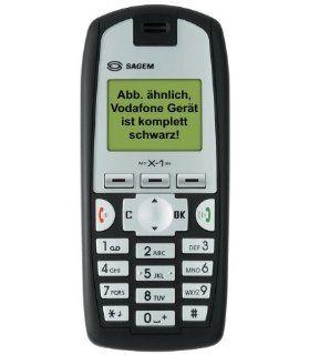 Sagem MY X 1 Trio schwarz Prepaid Handy CallYa Paket: