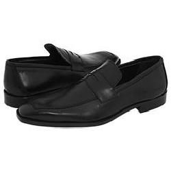 To Boot New York Alford Vitello Nero Loafers