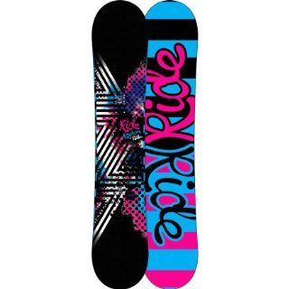 Ride Rapture Snowboard Womens 2013   138: Sports & Outdoors