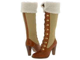 MICHAEL Michael Kors Winter Warrior Quilted Boot Honey/Taupe Boots