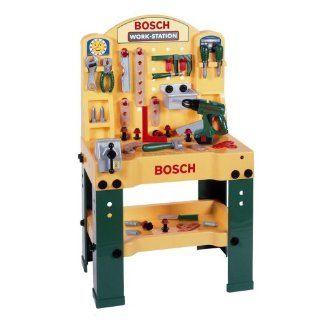 Theo Klein 8475   Bosch Workstation mit Akkuschrauber