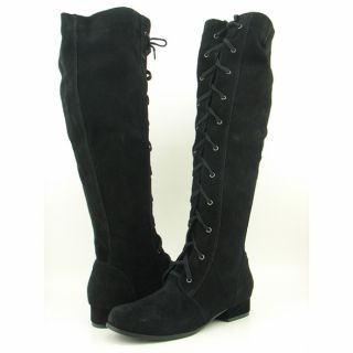 Restricted Womens Paratrooper Black Boots