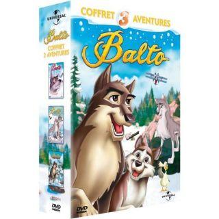 Coffret Balto, vol. 1 à 3 en DVD FILM pas cher