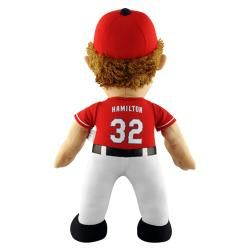 Texas Rangers Josh Hamilton 14 inch Plush Doll