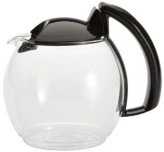Moulinex AV3506 Kaffeekanne Crystal Arome schwarz Küche