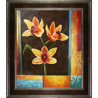 Ophelias Orchids Canvas Art