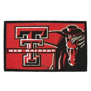 Texas Tech Red Raiders 18 x 30 Door Welcome Mat