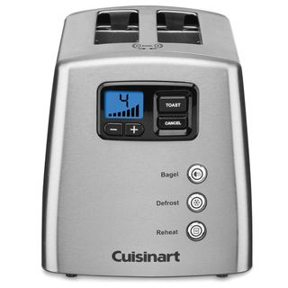 Cuisinart Stainless Steel Two slice Toaster
