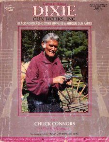 Dixie Gun Works, Inc. 1990 Catalog, No. 139 (Black Powder