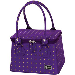 Creative Options Crafters Tapered Tote 9.125X7.125X7 Vineyard Mini
