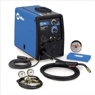 Millermatic 140 with Auto Set MIG Welder, 1  Phase, 30   140 A Type W