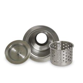Highpoint Collection Kitchen Sink Stainless Steel Colander Basket