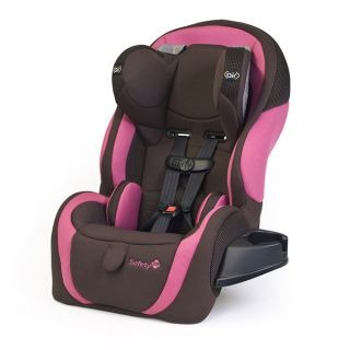 Safety 1st Complete Air Convertible Car Seat in Raspberry Rose