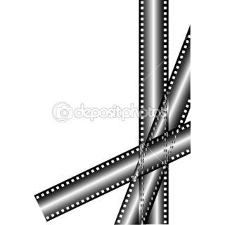 Film.Vector image  Stock Vector © Andris Ratnieks #1443028
