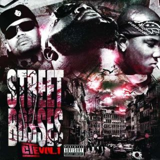 Vol. 1 Street Bosses   By Young Jeezy/Cte