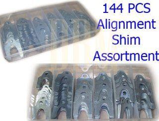 144 PCS Alignment Shim Assortment Wheel Front End