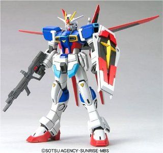 1/144 Seed Destiny #17   HG Force Impulse Gundam: Toys