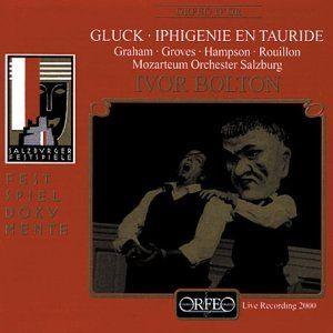 Gluck: Iphigenie auf Tauris (Iphigenie en Tauride) (Gesamtaufnahme