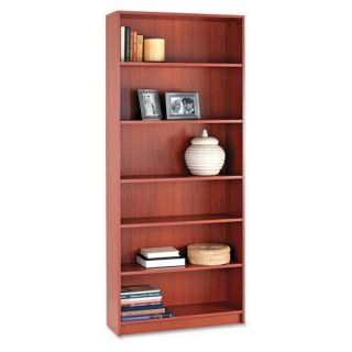 HON 1870 Series 84 inch Laminate Bookcase   Cherry