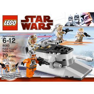 LEGO Star Wars Rebel Trooper Toy Set