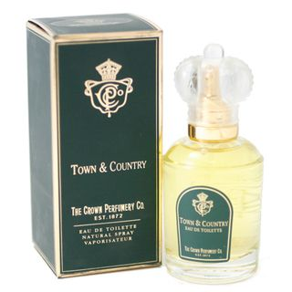 The Crown Perfumery Co Crown Town & Country Mens 1.7 ounce Eau De