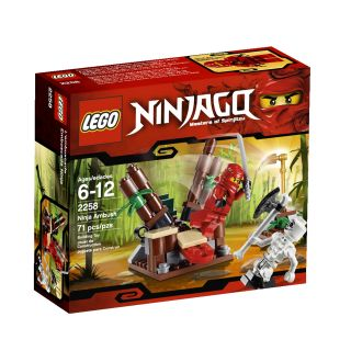 LEGO Ninja Ambush Toy Set