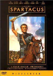Spartacus Kirk Douglas, Laurence Olivier, Jean Simmons