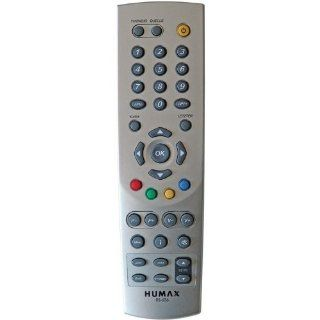 Humax Fernbedienung RS 636 für PR HD 1000 und HDCI 2000: