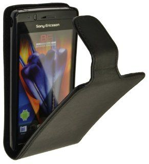 Flip Style Handytasche fuer   Sony Ericsson Xperia ray   Tasche Etui