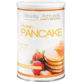 Body Attack Protein Pancake Buttermilk Flavour, 2 er Pack (2 x 400 g
