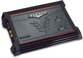 Kicker 06ZX3504 4 Channel Amps
