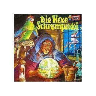 Die Hexe Schrumpeldei   Ein spannendes Hörspiel für Kinder   Vinyl