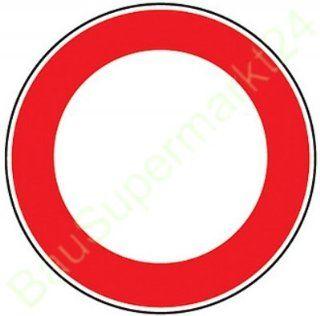 ORIGINAL Verkehrszeichen Nr. 250 VERBOT FÜR FAHRZEUGE ALLER ART 420