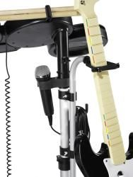 Atlantic JamStand 2 With 1 Guitar Stand and 1 Microphone Clip For Rock