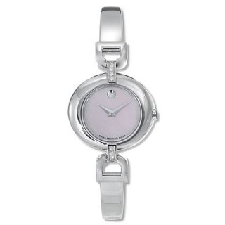 Movado Vivo Ladies Stainless Quartz Watch