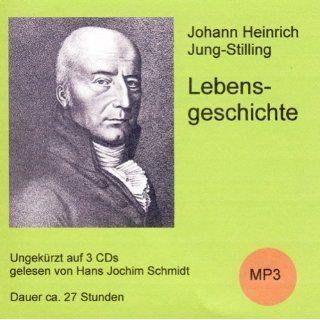 Henrich Stillings Jugend, Jünglingsjahre, Wanderschaft und