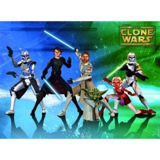 Puzzle 250 pièces   Star Wars  Clone Wars 4   Achat / Vente PUZZLE