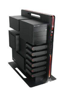Thermaltake Level 10 PC Gehäuse ATX schwarz/rot Computer